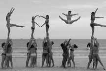Cheer / by Lindsay Welsh