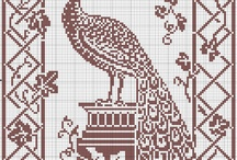 Cross stitch block charts