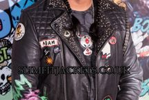 Slipknot Suicide Squad Patches Biker Leather Jacket / Slipknot Suicide Squad Patches Biker Leather Jacket is available at Slimfitjackets.co.uk at a discounted price with free shipping at UK, USA, Canada and Europe. For details, please visit: http://goo.gl/qSfwtd