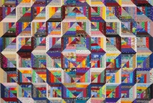 Strip Quilts / by Karen Cooper