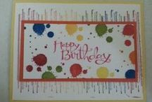 Birthday kids cards