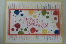 Birthday kids cards