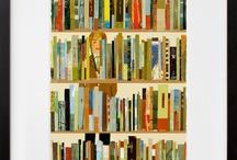 toshokan tushuguan biblioteca! / by Stan Wang