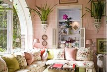 Decorating Inspiration / by Bev a/k/a Fabric Junkie