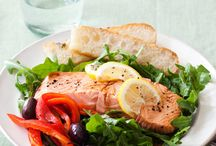 healthy food / by Cathy Saphyr Dumais