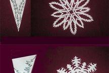 Christmas Snowflakes