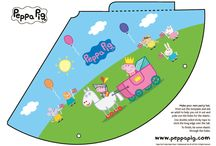 Peppa Pig Party / by Aline Caldeira