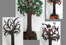 Tree of Life / Beautiful symbolism for the nature of life created in various ways for both in the home and at party events.