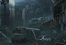 Post Apocalyptic World