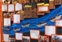 Year 1 displays