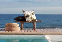 Sea patio