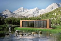 COCOON9 / Experience this new concept in contemporary luxury living. Perfect as a primary residence, home office, guest room or pool house, the Cocoon is a versatile, energy efficient space that you can make your own.