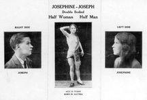 Sideshow Slideshow / Historical photographs of the sideshow's past.