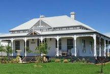 FEDERation & QueensLANDer Home Style / Mia CASA 1921 built by Mr Bennett