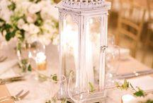 Flores centros de mesa