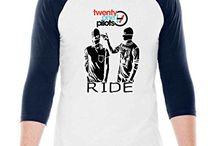 3/4 Sleeve Baseball Tshirt / Raglan Jersey Shirt