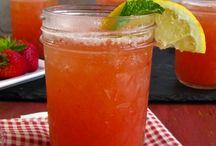 Drinks / Non-alcoholic liquid refreshments