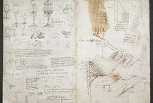 leonardo da vinci, Codex Arundel (betw. 1478 & 1518) / Selected fine drawings from Codex Arundel 263, pages 1-283 British Library, Catalogue of Illuminated Manuscripts