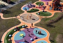 PLAYGROUND ARCHITECTURE / LANDSCAPING IDEAS