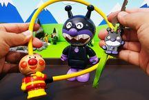 珍しい鍵❤アンパンマン アニメ&おもちゃ