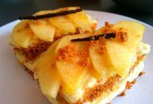 Tiramissu de pommes