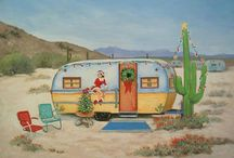 Glamping / by Laura Lee