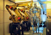 Fanuc Robotik Tara Robotik / Üstün Japon teknolojisi ile üretilmiş Fanuc robotlar Tara Robotik Otomasyon tarafından projelerde başarı ile kullanılmaktadır.