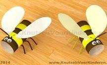 Insect knutselen