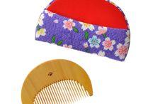 Japanese accessories / Tilbehør - japansk tøj
