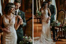 Wine Inspired Wedding