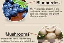 Cancer Fighting Foods and Drinks