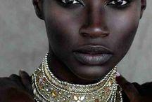Modelos Negras