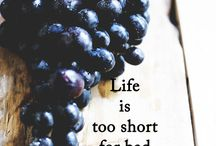 Wine Quotes / we've got a lot to say about wine!