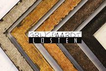 schilderijlijsten - frames / alle stijlen lijsten. modern klassiek, aluminium of hout www.grijspaardt.nl