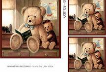 Medvídci / míšové