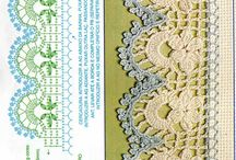 Things I like to do / Crochet/needlework of all kinds main board with everything. / by Kathryn Backman