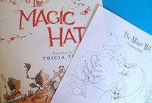 Literacy - Story - The Magic Hat