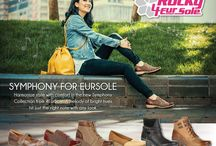 Symphony Collection / Harmonize all-day comfort and fall fashion in the new Symphony Collection from 4EurSole.