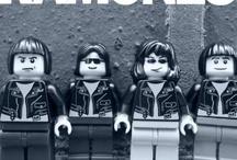 Rock n' Lego
