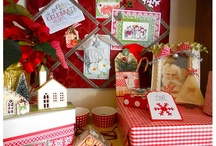 Sue's Creative Workshop's 12 Days of Holiday Inspiration