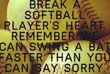 Softball teksten