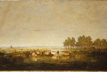 Malarstwo europejskie II połowy XIX wieku / kanon dzieł sztuki