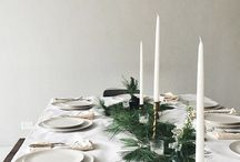 Gather Friends. / Tablescapes and Theme Parties.