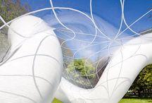 Organisk arkitektur og tubeformer / by Manuela Hardy