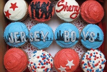 Baking Broadway / The best cookies, cakes, cupcakes and more that all about our favorite Broadway shows