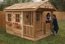 PALLET OUTDOOR HUTS HOUSE IDEAS