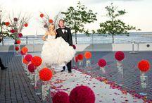 wedding aisle / by Sharon's Bridal