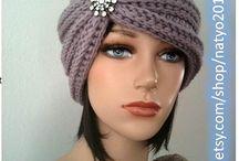 крючок/Crochet stuff / Идеи вещей, связанных крючком (одежда, декор, аксессуары)