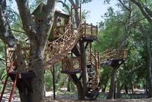 Tree house....maybe I could even play in it / by Jennifer Ethridge