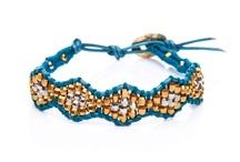 Pretty diamonded bracelet